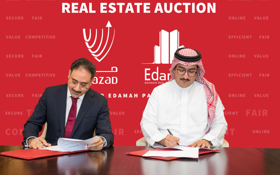 Online Real Estate Auction to Kick Off in April